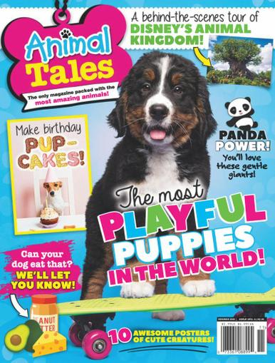 Animal Tales Magazine November 1st, 2020 Issue Cover