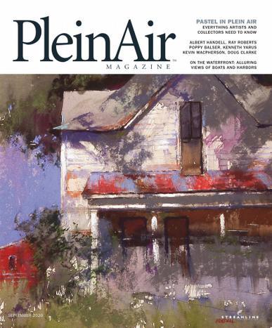 PleinAir Magazine August 1st, 2020 Issue Cover