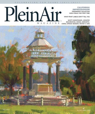 PleinAir Magazine April 1st, 2021 Issue Cover