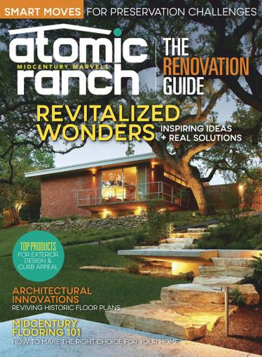 Atomic Ranch Magazine May 1st, 2020 Issue Cover