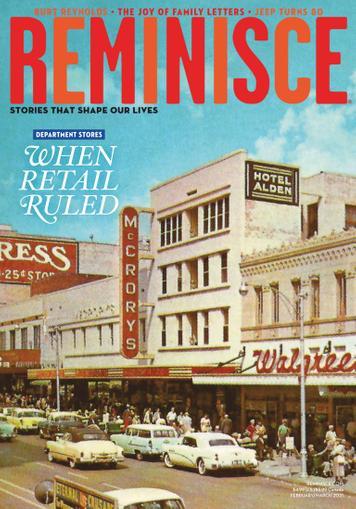 Reminisce Magazine February 1st, 2021 Issue Cover