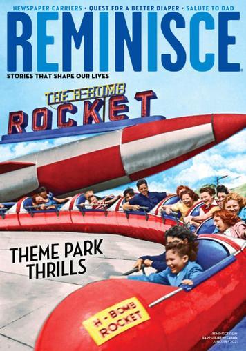 Reminisce Magazine June 1st, 2021 Issue Cover