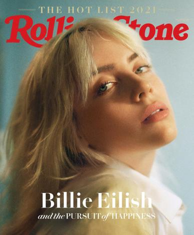 Rolling Stone Magazine July 1st, 2021 Issue Cover