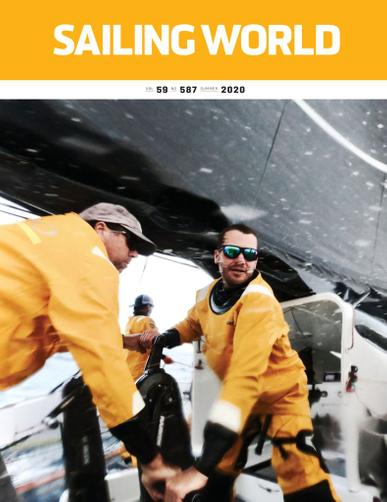 Sailing World Magazine May 18th, 2020 Issue Cover