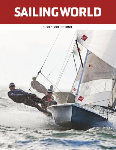 Sailing World Magazine February 15th, 2021 Issue Cover
