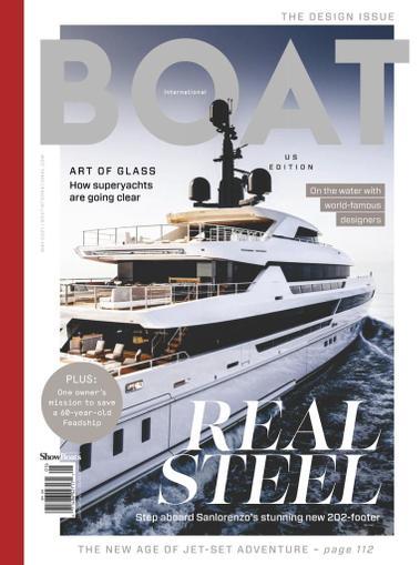 Showboats International Magazine May 1st, 2021 Issue Cover