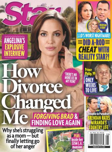 Star Magazine February 22nd, 2021 Issue Cover
