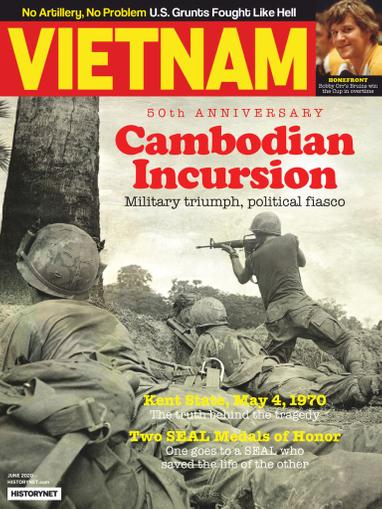 Vietnam Magazine June 1st, 2020 Issue Cover