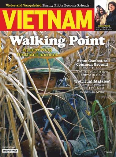 Vietnam Magazine April 1st, 2021 Issue Cover