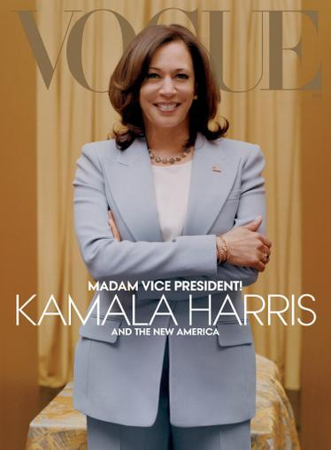 Vogue Magazine February 1st, 2021 Issue Cover