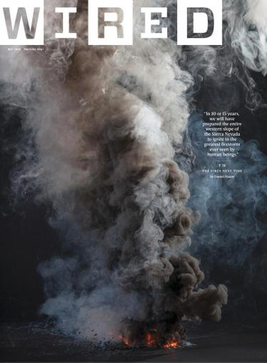 Wired Magazine November 1st, 2020 Issue Cover