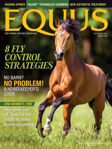 Equus Magazine May 21st, 2021 Issue Cover