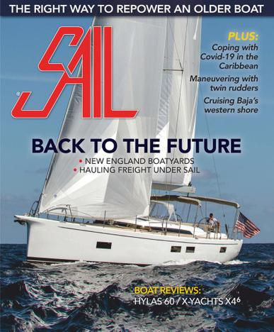 SAIL Magazine August 1st, 2020 Issue Cover