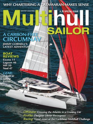 SAIL Magazine October 30th, 2020 Issue Cover