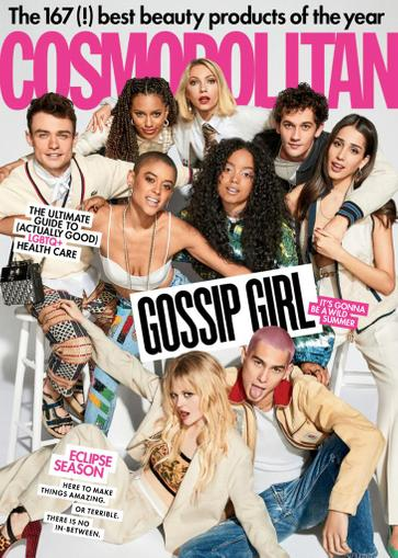 Cosmopolitan Magazine May 1st, 2021 Issue Cover