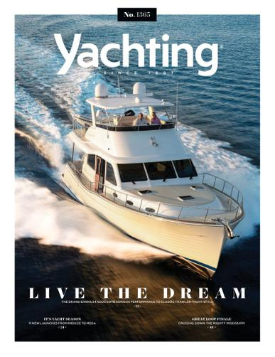 Yachting Magazine October 1st, 2020 Issue Cover