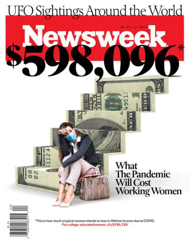 Newsweek Magazine June 4th, 2021 Issue Cover