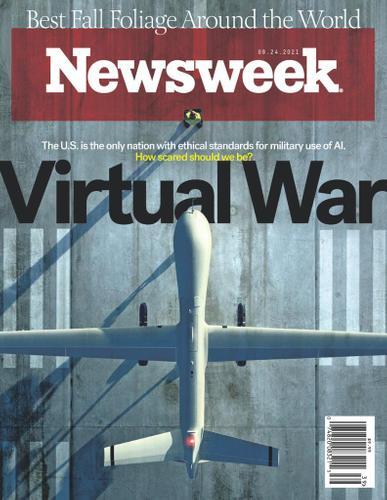 Newsweek Magazine September 24th, 2021 Issue Cover