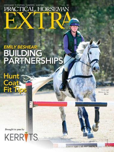 Practical Horseman Magazine November 1st, 2021 Issue Cover