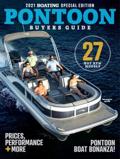 Boating Magazine April 7th, 2021 Issue Cover