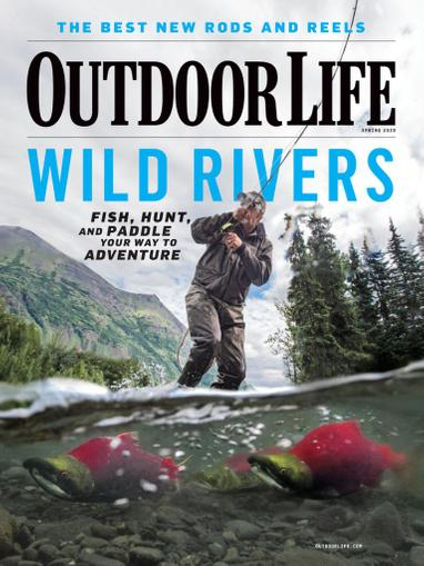 Outdoor Life Magazine March 11th, 2020 Issue Cover