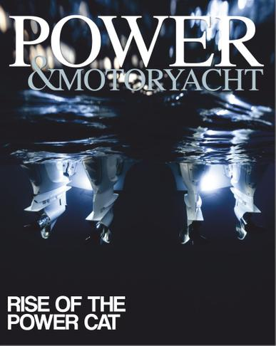 Power & Motoryacht Magazine September 1st, 2020 Issue Cover