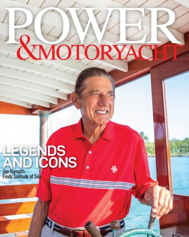Power & Motoryacht Magazine May 1st, 2021 Issue Cover