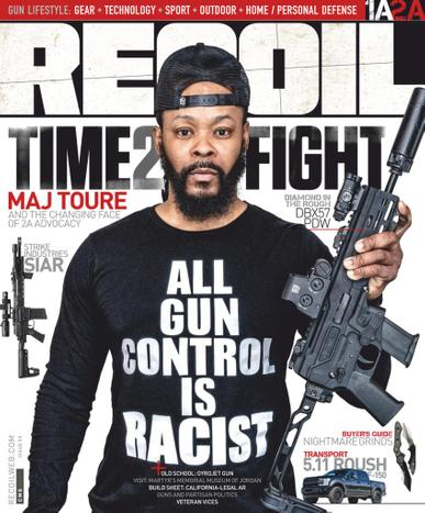Recoil Magazine March 1st, 2021 Issue Cover