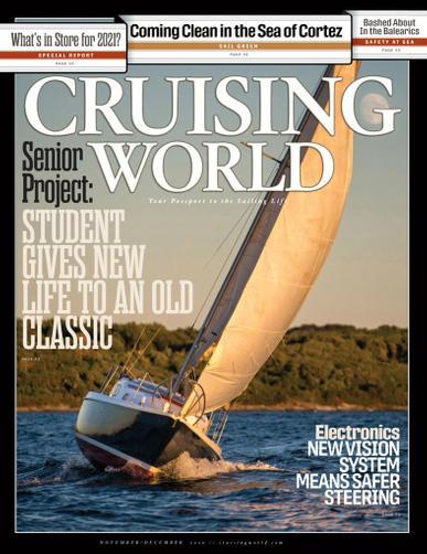 Cruising World Magazine November 1st, 2020 Issue Cover