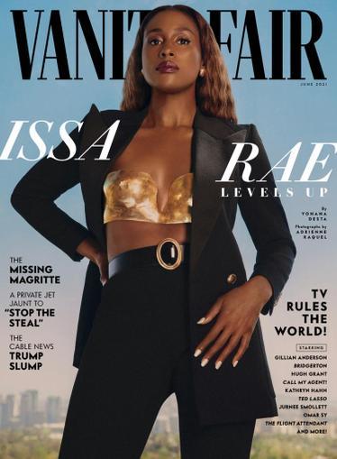 Vanity Fair Magazine June 1st, 2021 Issue Cover