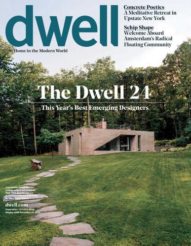 Dwell Magazine September 1st, 2020 Issue Cover