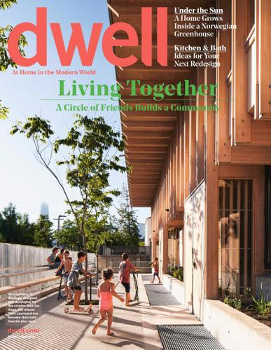 Dwell Magazine March 1st, 2021 Issue Cover