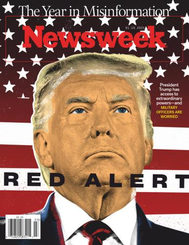 Newsweek Print & Digital January 15th, 2021 Issue Cover
