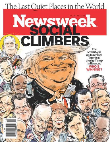 Newsweek Print & Digital July 16th, 2021 Issue Cover