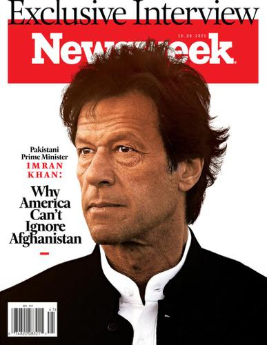 Newsweek Print & Digital October 8th, 2021 Issue Cover