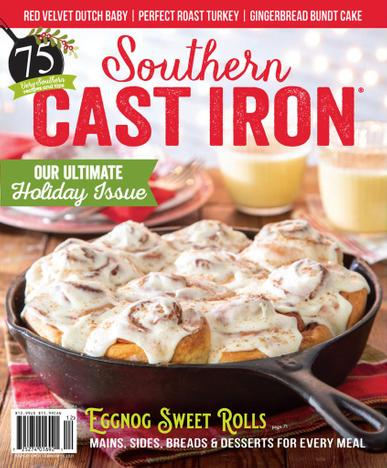Southern Cast Iron Magazine November 1st, 2020 Issue Cover