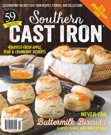 Southern Cast Iron Magazine September 1st, 2020 Issue Cover