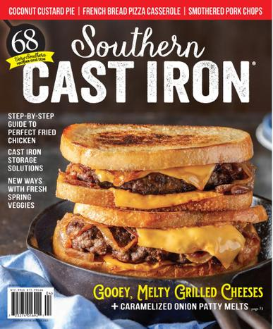 Southern Cast Iron Magazine March 1st, 2021 Issue Cover