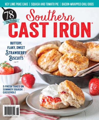 Southern Cast Iron Magazine May 1st, 2021 Issue Cover