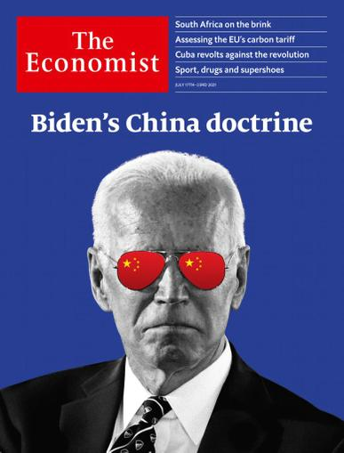 The Economist Print & Digital July 17th, 2021 Issue Cover
