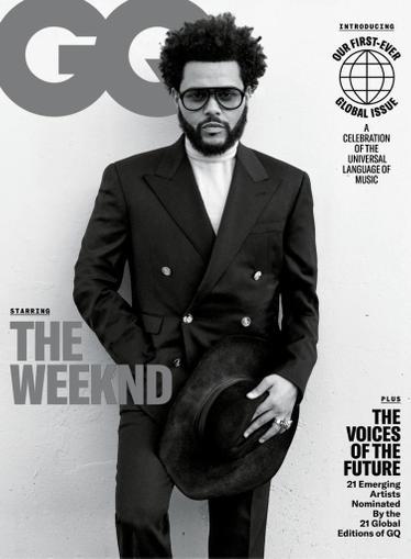 GQ Magazine September 1st, 2021 Issue Cover