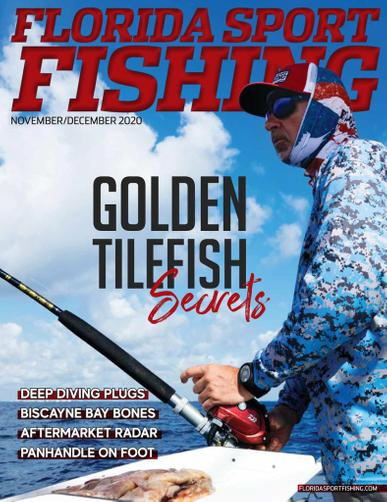 Florida Sport Fishing Magazine November 1st, 2020 Issue Cover