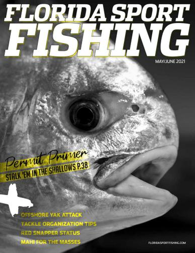 Florida Sport Fishing Magazine May 1st, 2021 Issue Cover