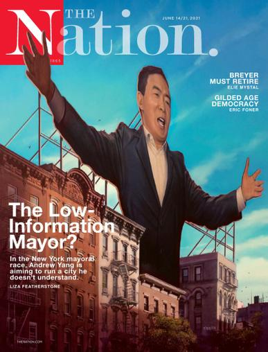 The Nation Magazine June 14th, 2021 Issue Cover