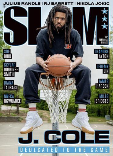 Slam Magazine June 1st, 2021 Issue Cover
