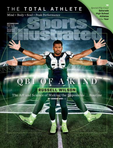 Sports Illustrated Magazine September 1st, 2020 Issue Cover
