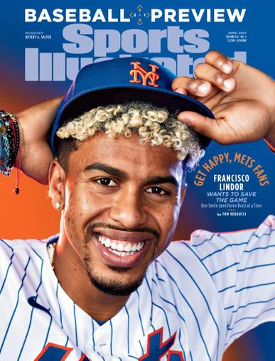 Sports Illustrated Magazine April 1st, 2021 Issue Cover