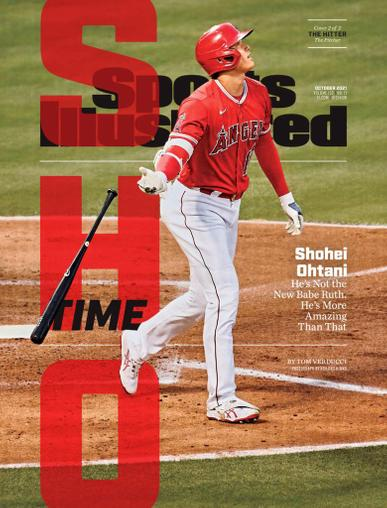 Sports Illustrated Magazine October 1st, 2021 Issue Cover