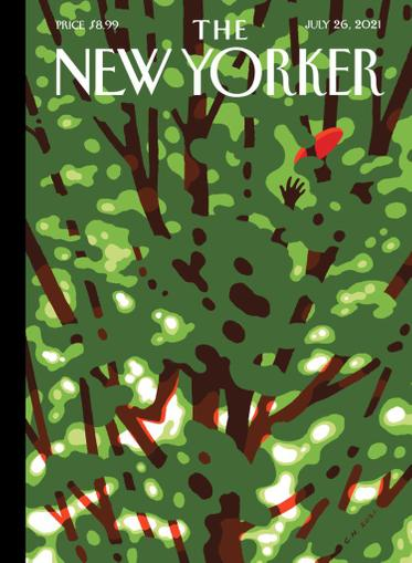 The New Yorker Magazine July 26th, 2021 Issue Cover