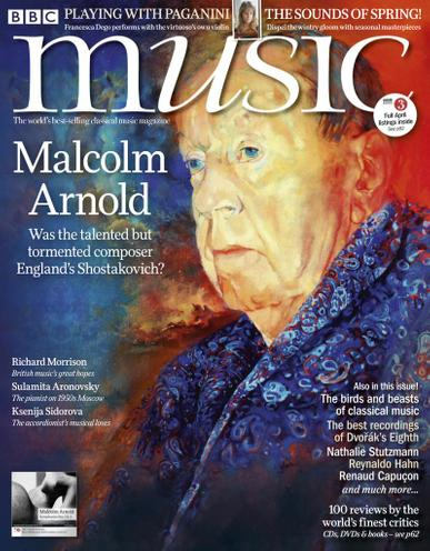 BBC Music Magazine April 1st, 2021 Issue Cover